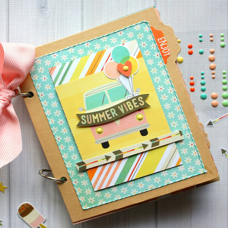 Shellye mcdaniel summer vibes mini album3square