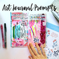 Art journal prompts main