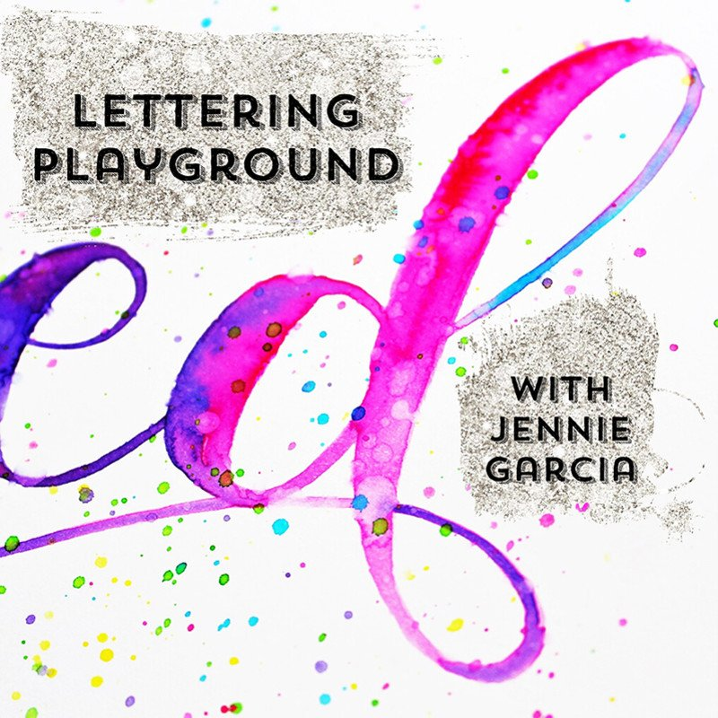 Lettering playground