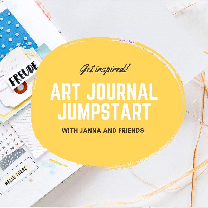 Art journal jumpstart