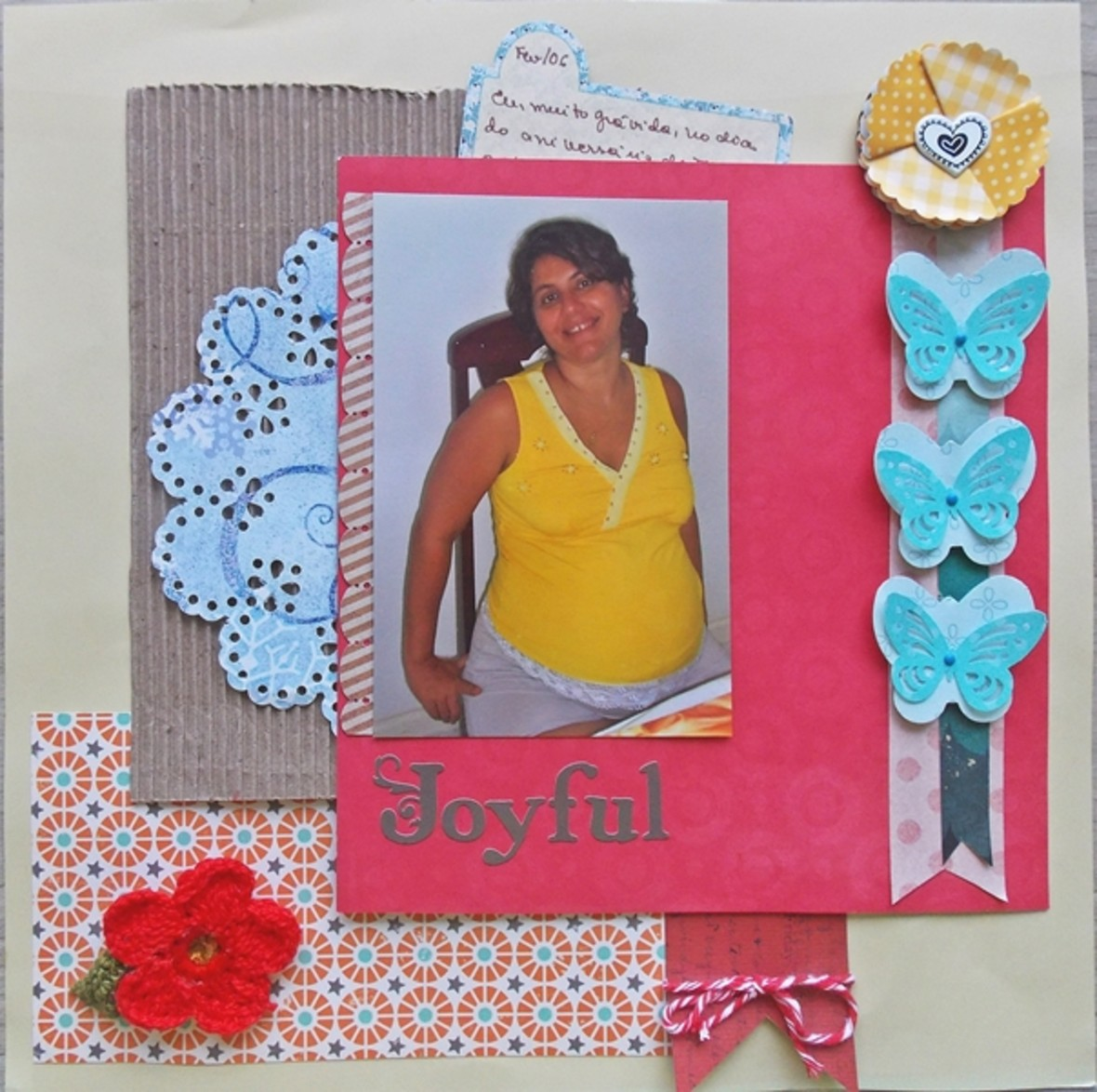 Joyful menor original