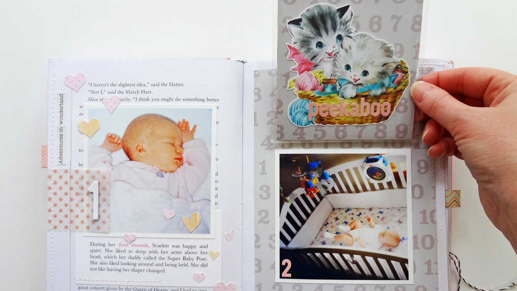 Picture 2 of Storybook Baby Album at Big Picture Classes