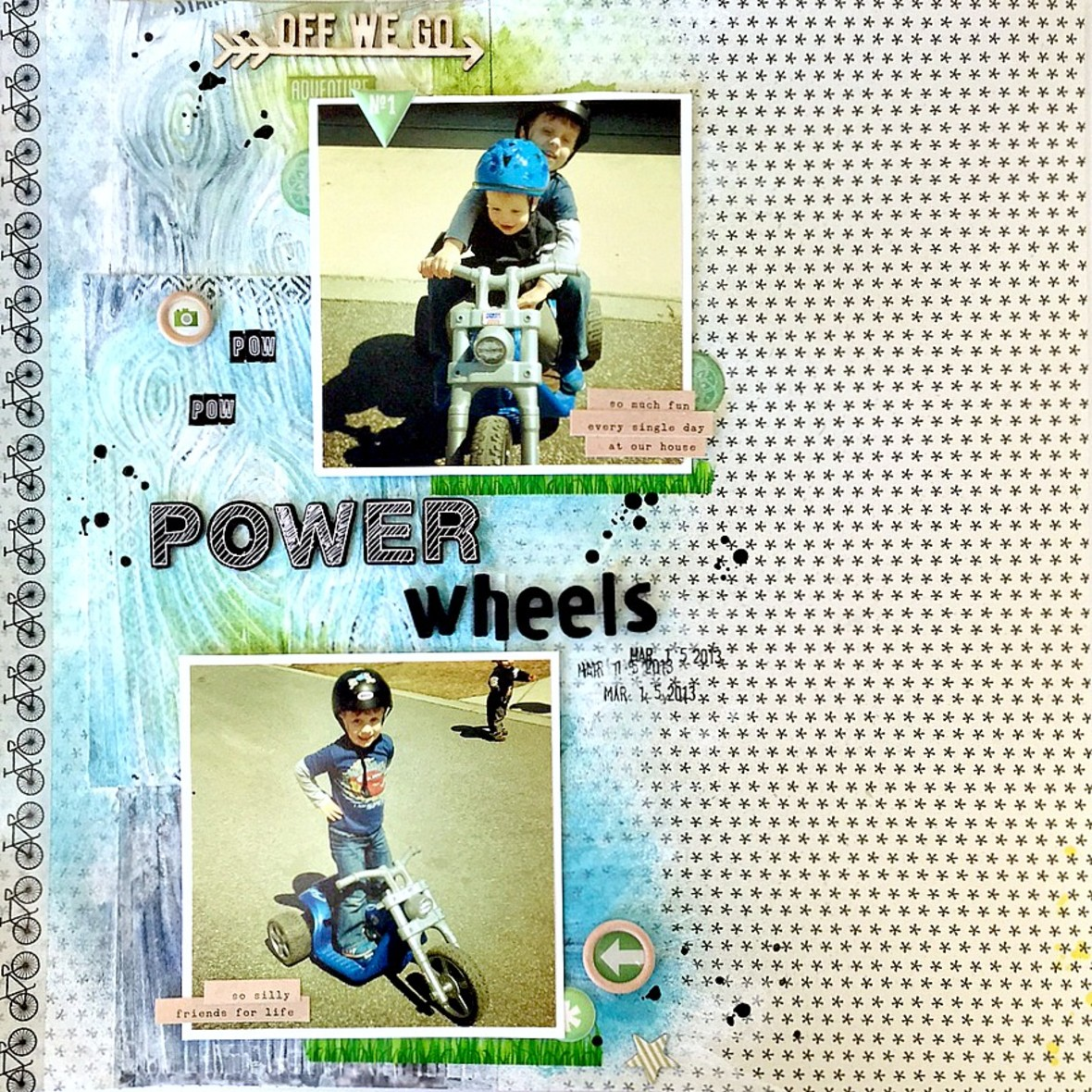 Pow pow power wheels layout   ls original