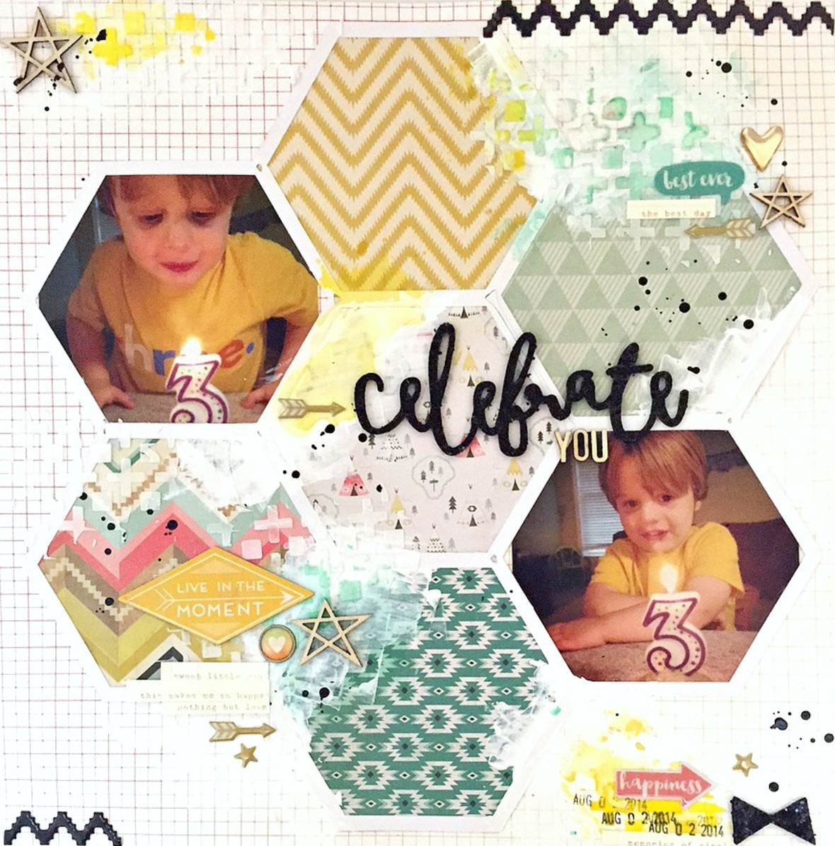 Celebrate you layout   ls original