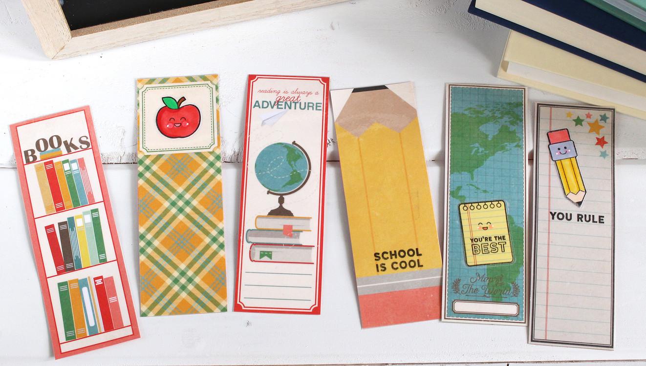 Bookmarks original