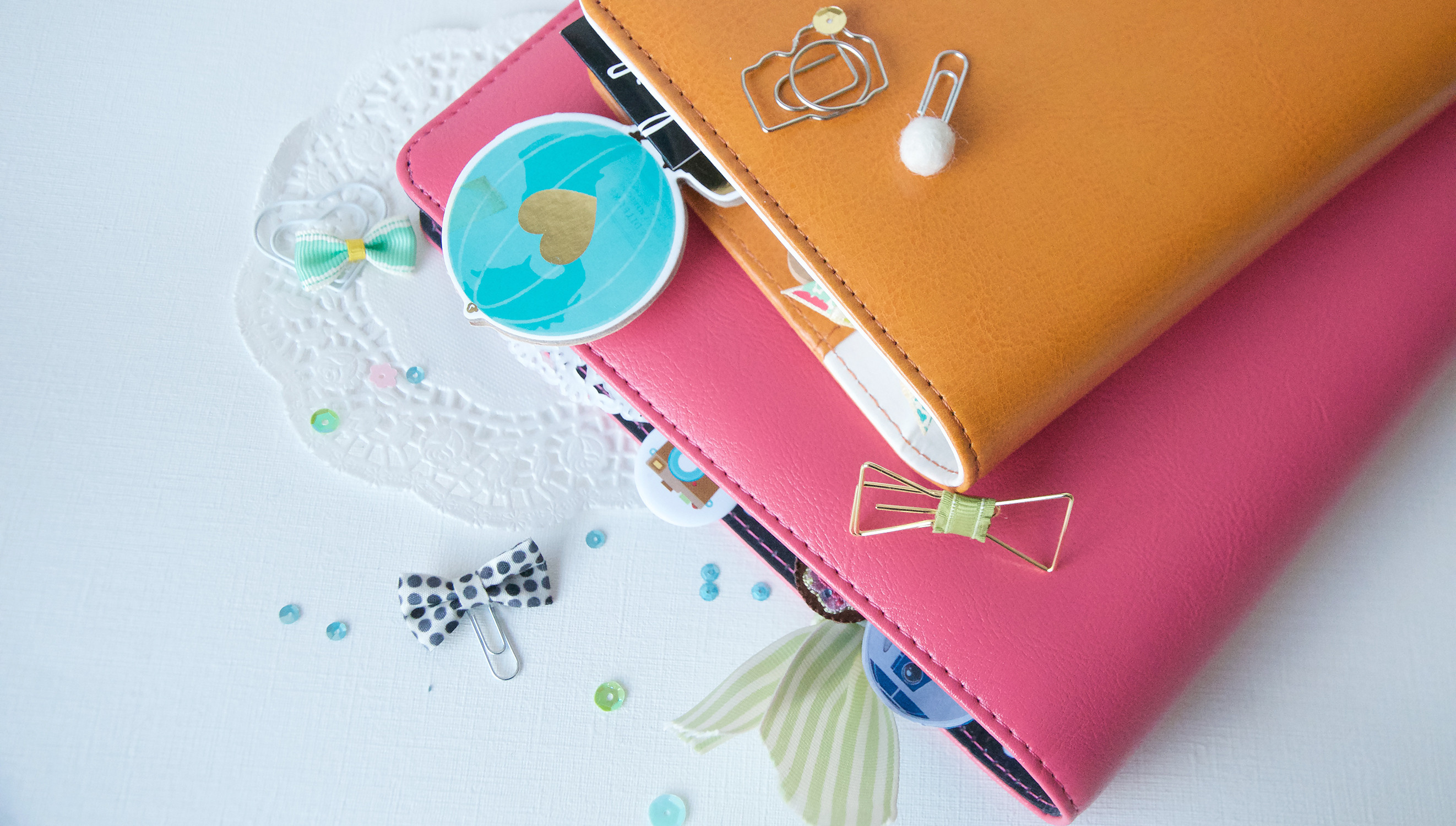 Picture 2 of Planner Clips at Big Picture Classes