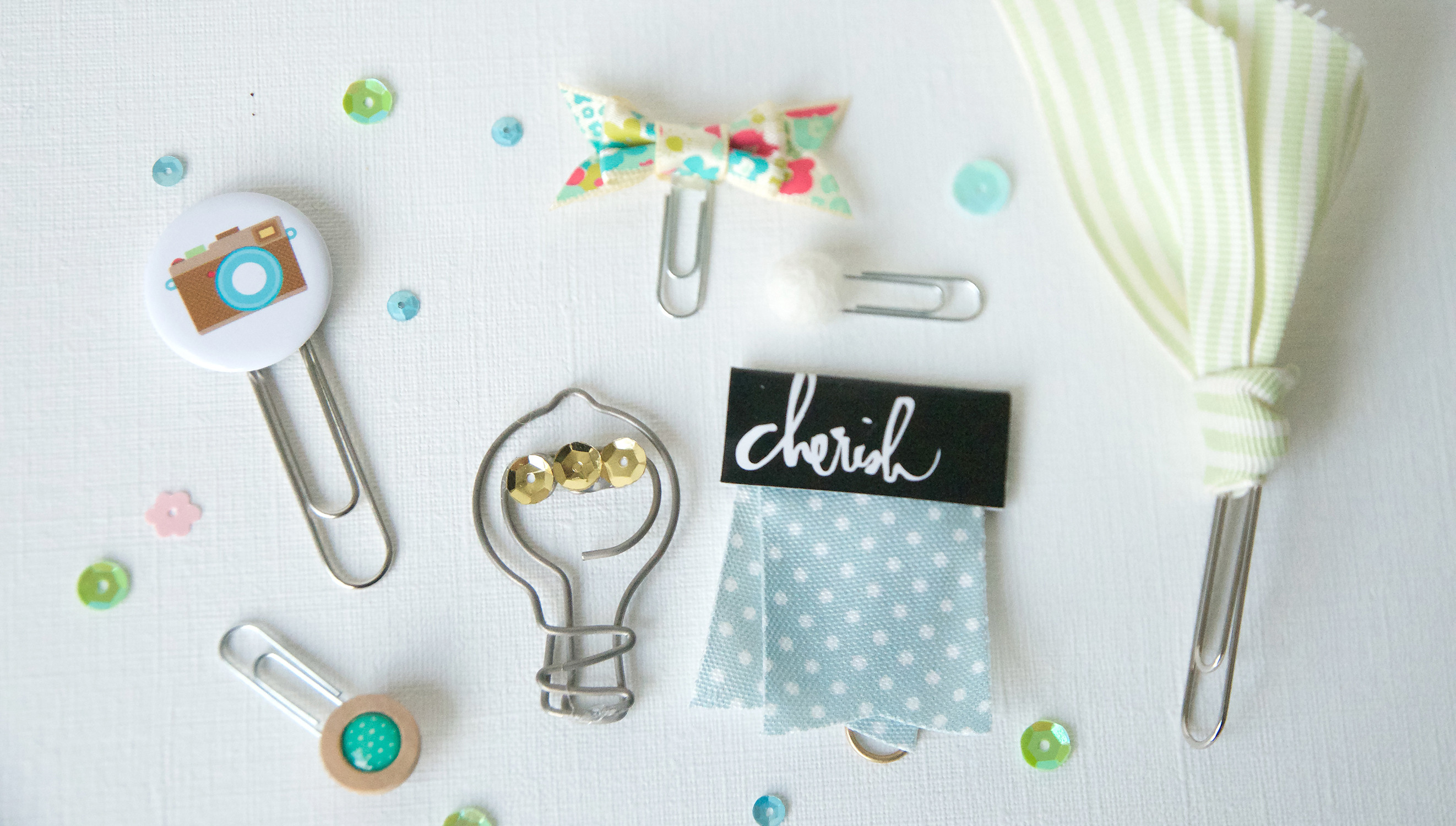 Picture 3 of Planner Clips at Big Picture Classes