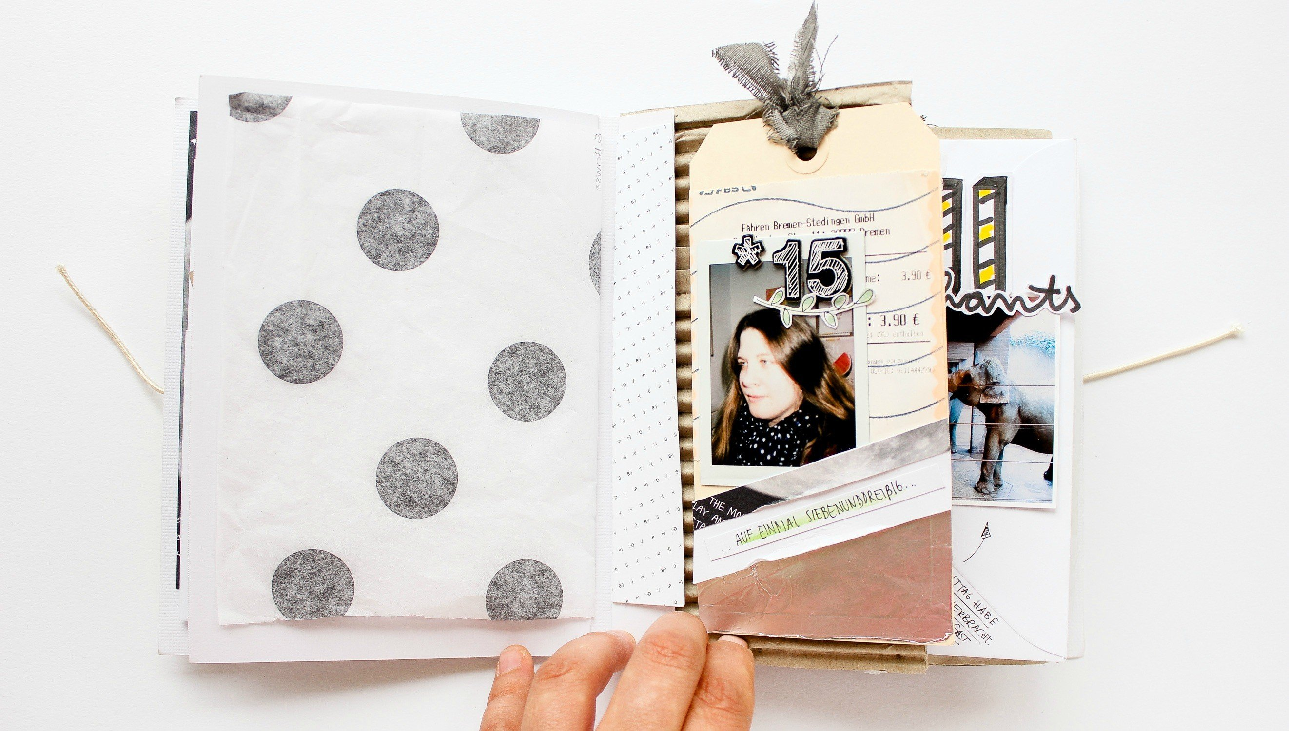 Picture 3 of Upcycled Crossover Mini Album at Big Picture Classes