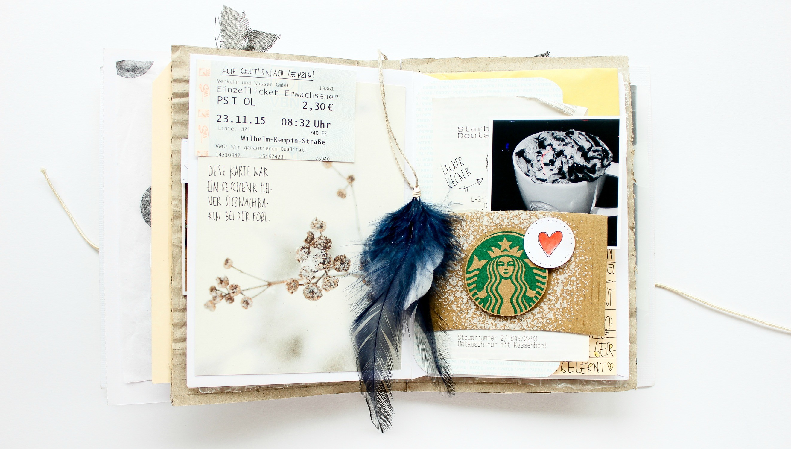 Picture 4 of Upcycled Crossover Mini Album at Big Picture Classes