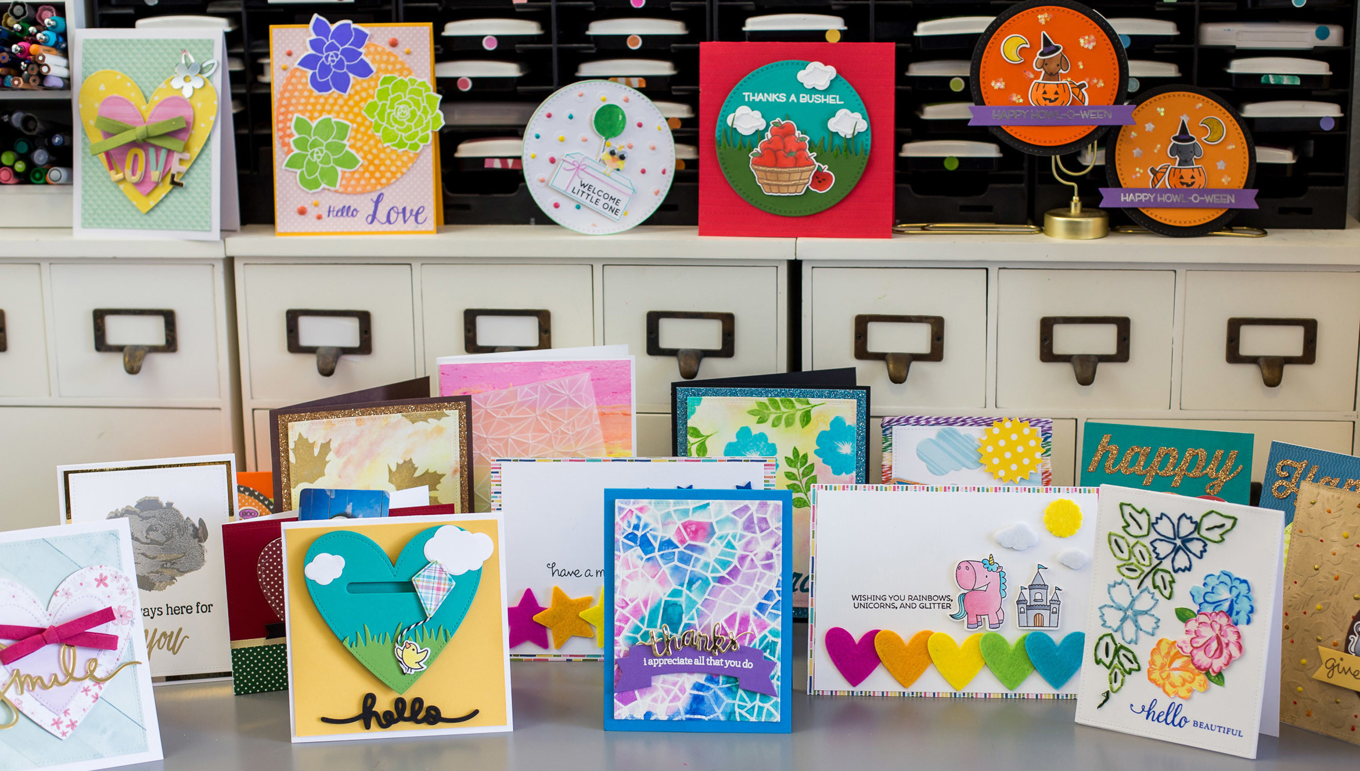 Picture 1 of Wow Factor: Taking Cards to the Next Level at Big Picture Classes