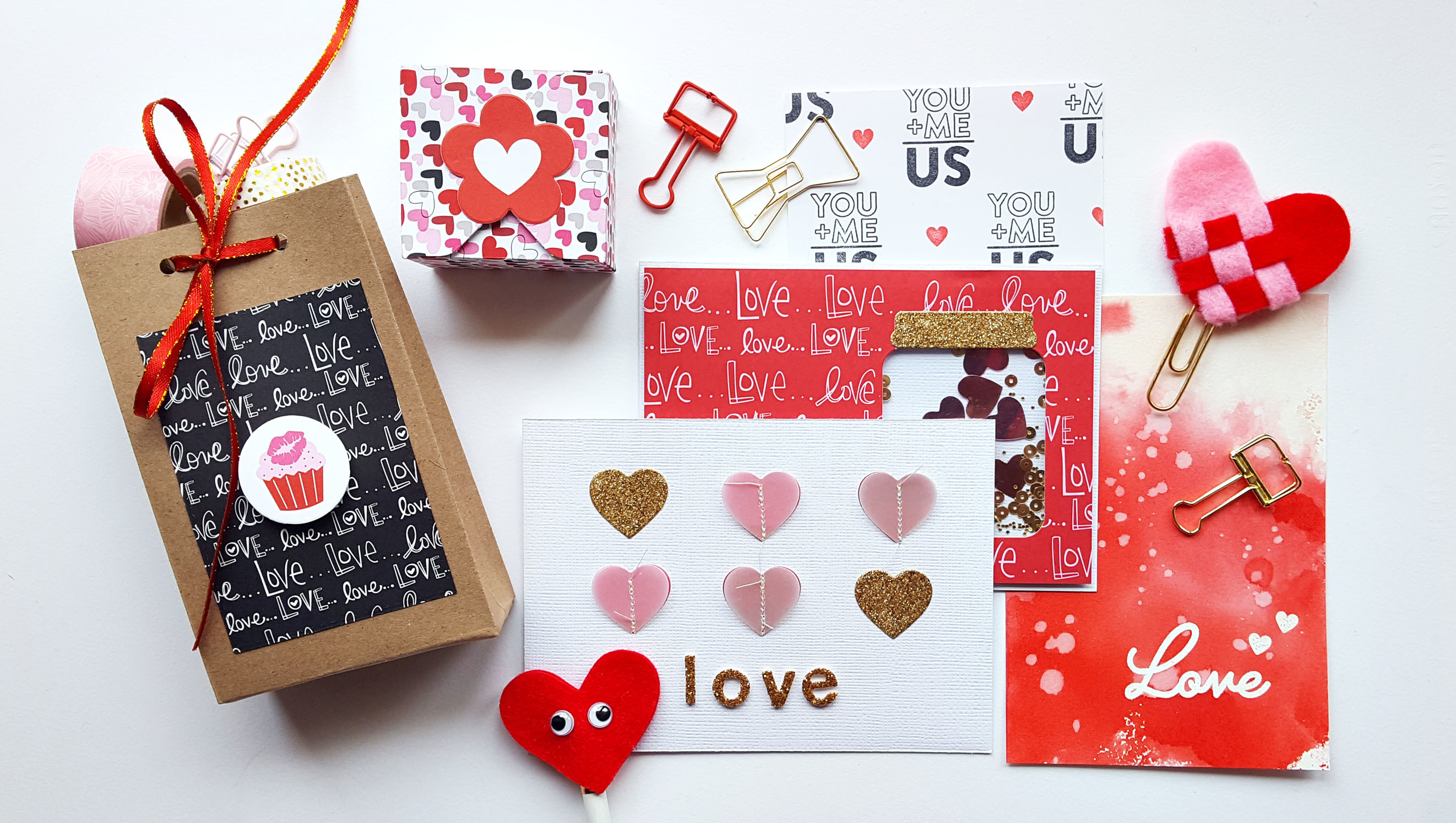 Picture 3 of Creative Planner Pages | Valentine's Day at Big Picture Classes