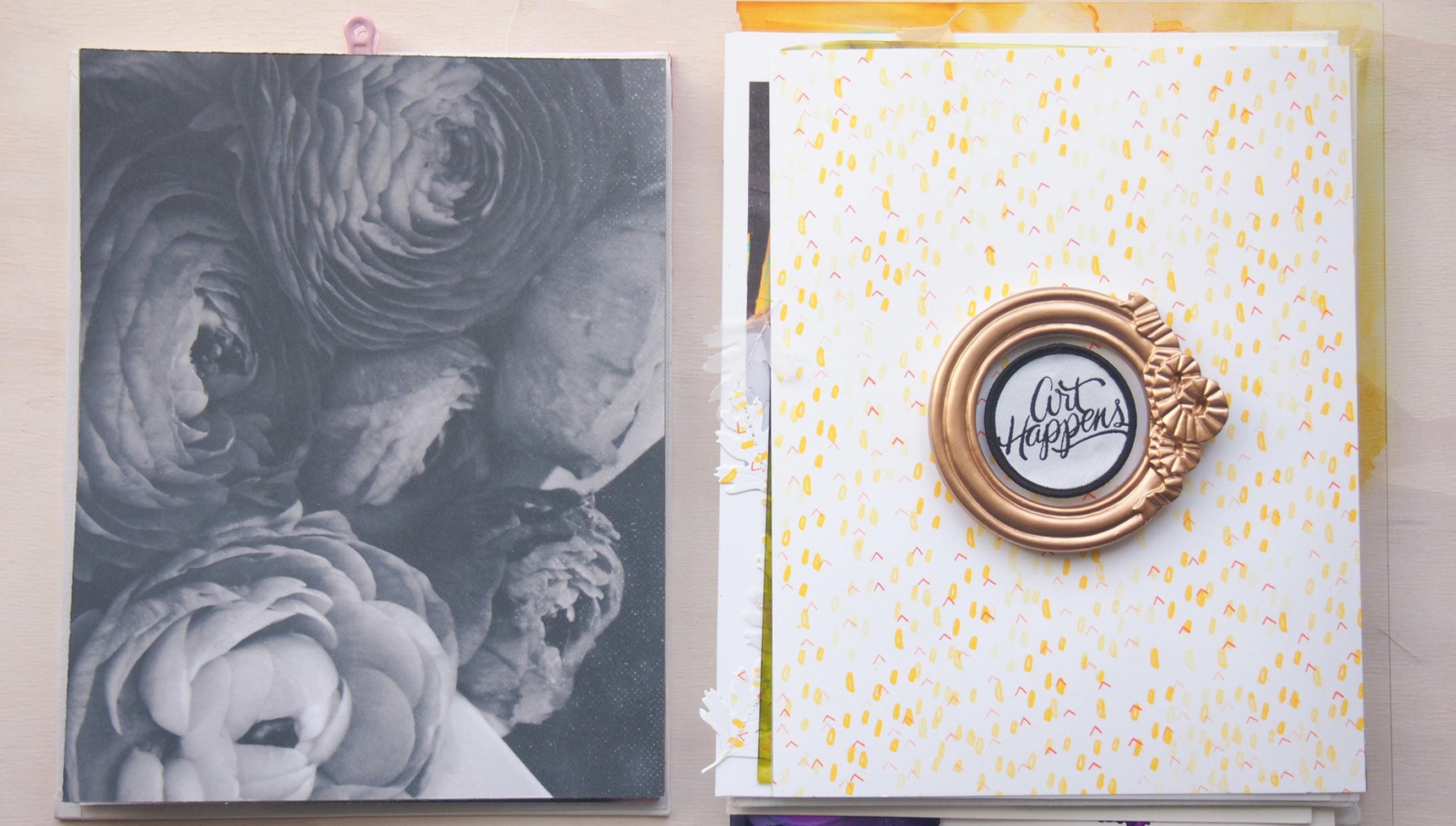 Picture 6 of Mixed Media Art & Prints Album at Big Picture Classes