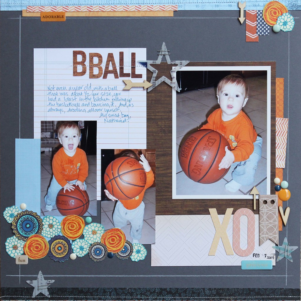 Basketball original