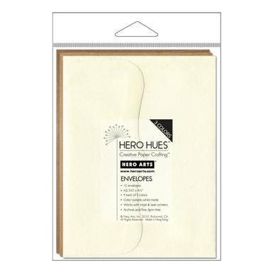 Hero hues earth mixed envelopes   image 1