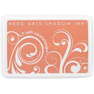 Soft cantaloupe shadow ink   image 1