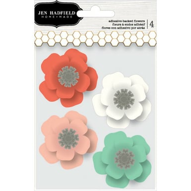 Cottage living paper flowers   image 1
