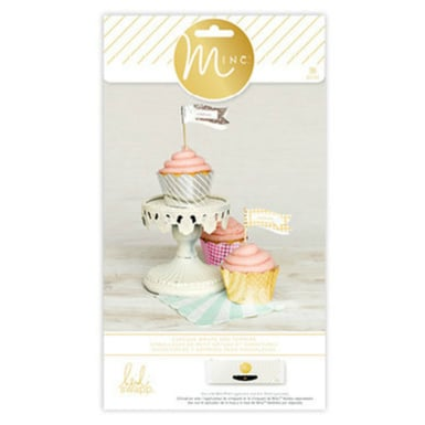 Minc party cupcake wraps and toppers   image 1