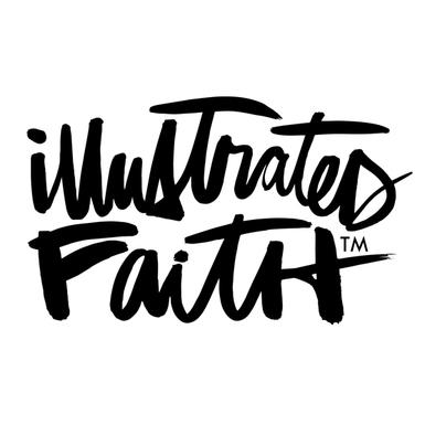 1 illustrated faith logo