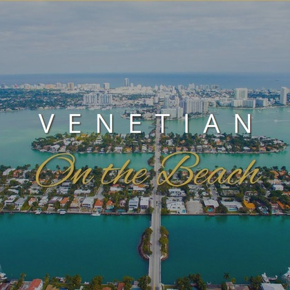 Venetian on the beach fl