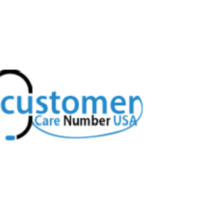 Customer care number logo