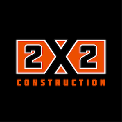 2x2 construction logo