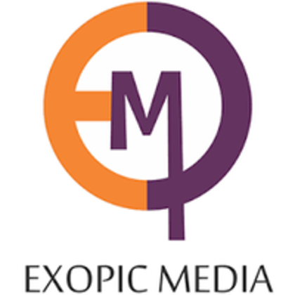 Exopic media logo