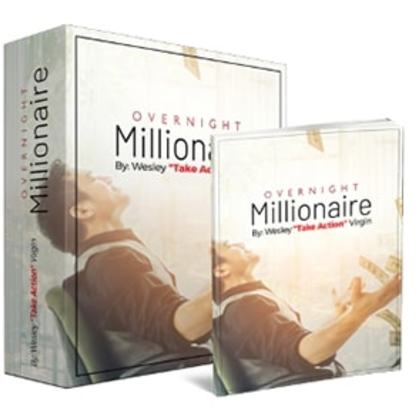 Overnight millionaire system cover