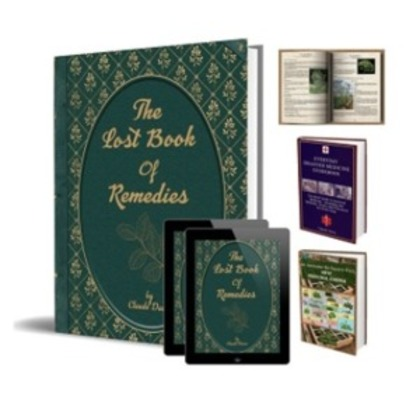 The lost book remedies