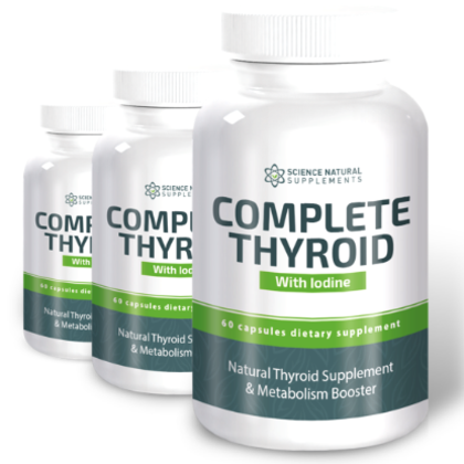 Complete thyroid supplement