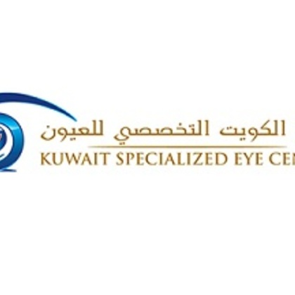 Kuwait specialized eye center   logo