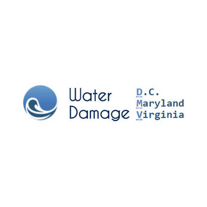 Water damage dmv logo