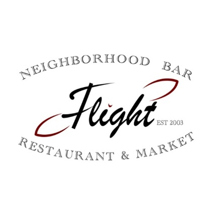 Flight wine bar logo