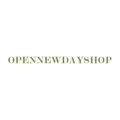 Logo   open new day shop