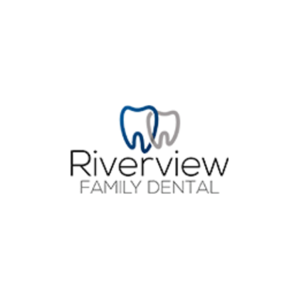 Riverview family dental canva